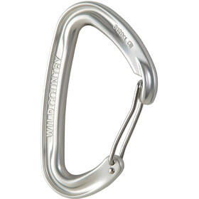Wild Country Wildwire Karabinek, silver